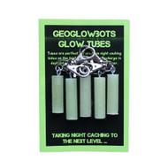 GeoGlowBots Glow Tubes- 5 pack
