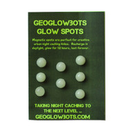 GeoGlowBots Glow Spots - 8 pack