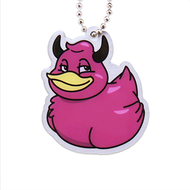 Official Deadly Duck Trackable Tag- Pride