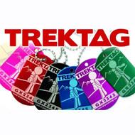 TrekTag - Camo