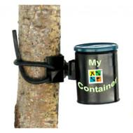 Tree Hugger Geocache Hanger
