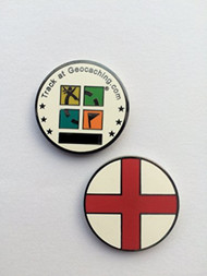 England Flag Micro