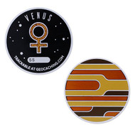 Solar System Geocoin - Venus