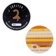 Solar System Geocoin - Jupiter