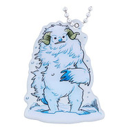 Hidden Creatures Travel Tag - Yeti