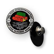 500 Hides Geo-Achievement™ Pin