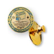 2000 Finds Geo-Achievement™ Pin