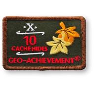 10 Hides Geo-Achievement™ Patch