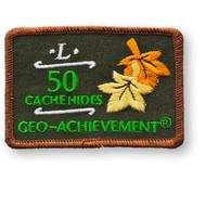 50 Hides Geo-Achievement™ Patch