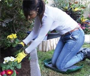 Garden kneeling pad