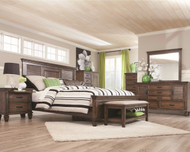Franco 4 Piece Queen Bedroom