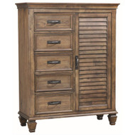 Franco 5 Drawer Man's Chest