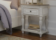 Magnolia Manor 1 Drawer Nightstand