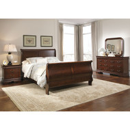 Carriage Court 4 Piece Bedroom Collection