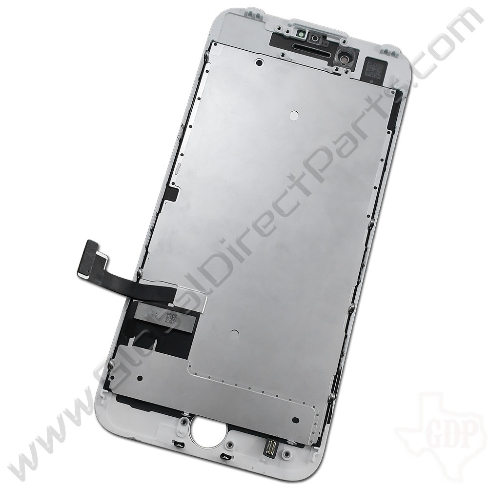 OEM Apple iPhone 7 LCD & Digitizer Assembly with Frame [Not Including Home Button] - White