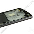 OEM LG V10 Complete LCD & Digitizer Assembly with Front Housing - Black