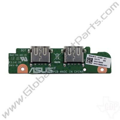 OEM Asus Chromebook C201P USB PCB
