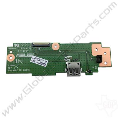 OEM Asus Chromebook C300M USB PCB