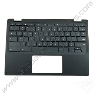 OEM Reclaimed Acer Chromebook C738T Keyboard [C-Side] - Black