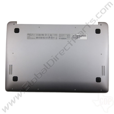 OEM Reclaimed Acer Chromebook 14 CB3-431 Bottom Housing [D-Side] - Silver