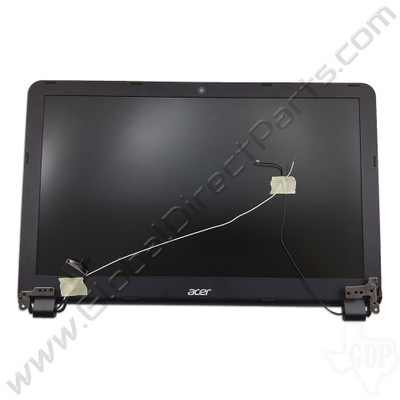 OEM Reclaimed Acer Chromebook 15 CB3-531 Complete LCD Assembly - Black