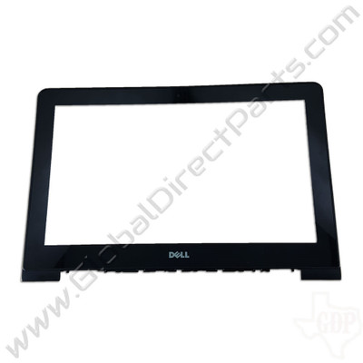 OEM Dell Chromebook 11 CB1C13 LCD Frame [B-Side] with Lens - Gray [07179K]