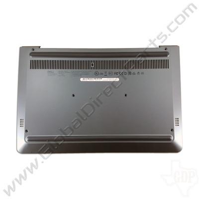 OEM Reclaimed Dell Chromebook 11 CB1C13 Bottom Housing [D-Side] - Gray [0X9XCN]