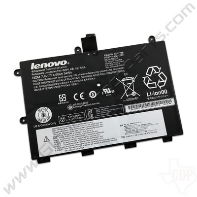 OEM Lenovo ThinkPad 11e, Yoga 11e Chromebook Battery