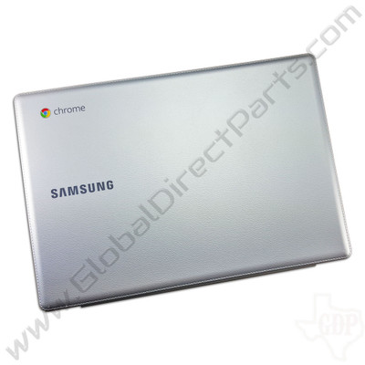 OEM Samsung Chromebook 2 XE500C12 LCD Cover [A-Side] - Gray [BA97-07245A]