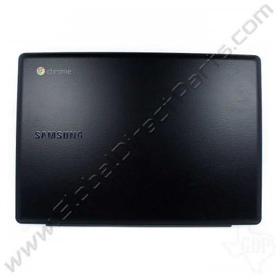 OEM Samsung Chromebook 2 XE503C12 LCD Cover [A-Side] - Black [BA98-00264A]