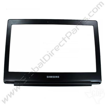 OEM Reclaimed Samsung Chromebook 2 XE503C12 LCD Frame [B-Side] - Black [BA98-00265A]