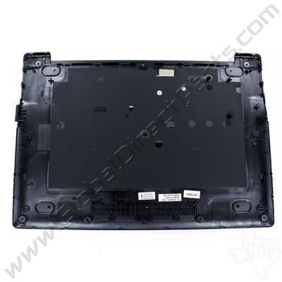 OEM Reclaimed Samsung Chromebook 2 XE503C12 Bottom Housing [D-Side] - Black [BA98-00268A]