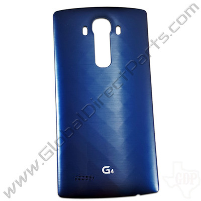 OEM LG G4 H815, LS991 Battery Cover - Blue