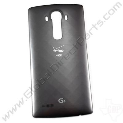 OEM LG G4 VS986 Battery Cover - Gray