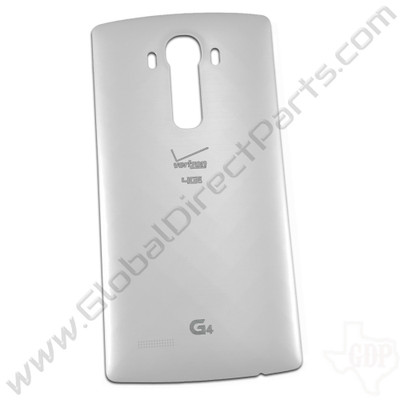 OEM LG G4 VS986 Battery Cover - White