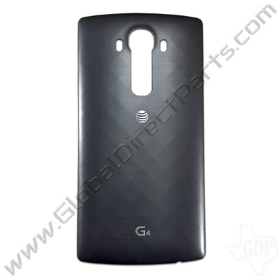 OEM LG G4 H810 Battery Cover - Gray