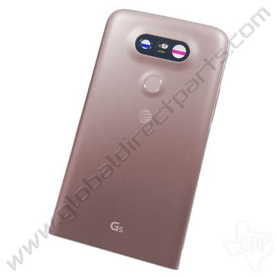 OEM LG G5 H820 Rear Housing - Pink