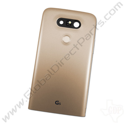 OEM LG G5 H830, LS992, US992 Rear Housing - Gold