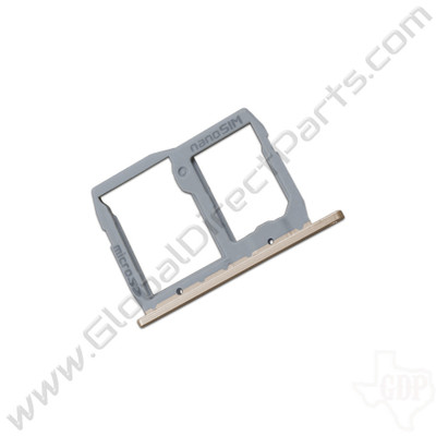 OEM LG G5 SIM & SD Card Tray - Gold