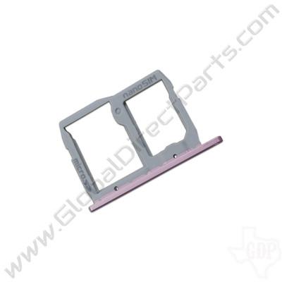 OEM LG G5 SIM & SD Card Tray - Pink