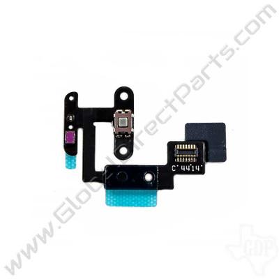 OEM Apple iPad Air 2 Power Key Flex with Ambient Light Sensor & Microphone