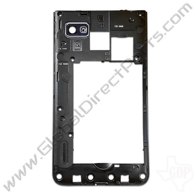 OEM LG Optimus F3 P659 Upper Rear Housing