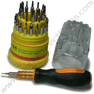 Best Precision Screwdriver Set [611-31, 31 pc.]
