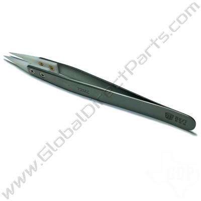 Best Non-Magnetic Fine Tipped Tweezer [MZ-72, 125 mm]