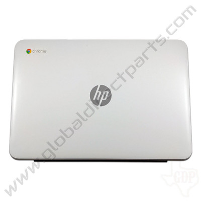 OEM Reclaimed HP Chromebook 14-AK013DX LCD Cover [A-Side] - Silver