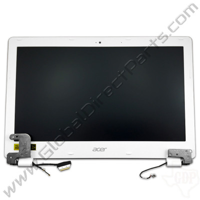 OEM Reclaimed Acer Chromebook 13 CB5-311 Complete LCD Assembly - White