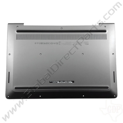 OEM Reclaimed Dell Chromebook 13 7310 Bottom Housing [D-Side] - Gray