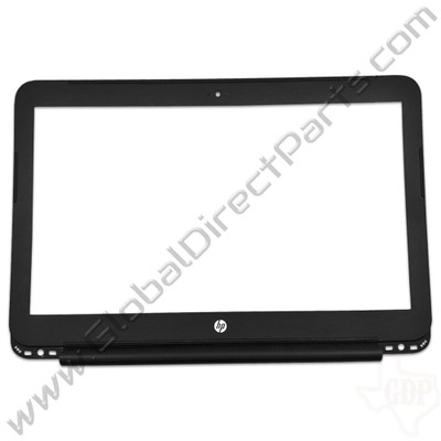 OEM Reclaimed HP Chromebook 14 G3 LCD Frame [B-Side] - Black