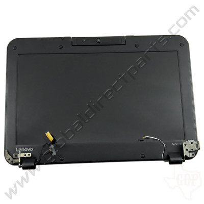 OEM Reclaimed Lenovo N22 Touch Chromebook Complete LCD & Digitizer Assembly - Black