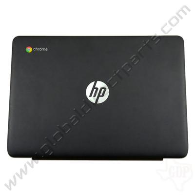 OEM HP Chromebook 11 G5 LCD Cover [A-Side] - Black